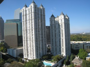 Mayfair Renaissance Tower Midtown Atlanta