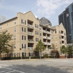 Peachtree Walk Condominiums Midtown Atlanta