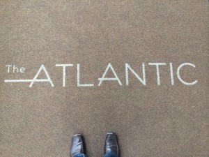 The Atlantic Entrance Carpet