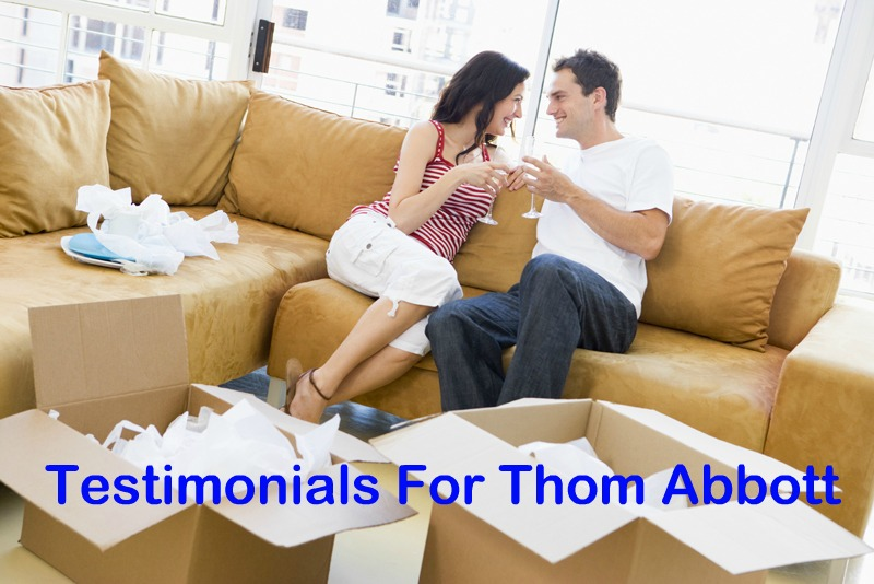 What Clients Say About Thom Abbott MyMidtownMojo.com