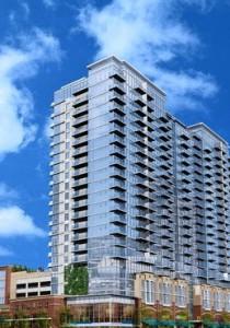 Midtown Luxury Apartments Proposed