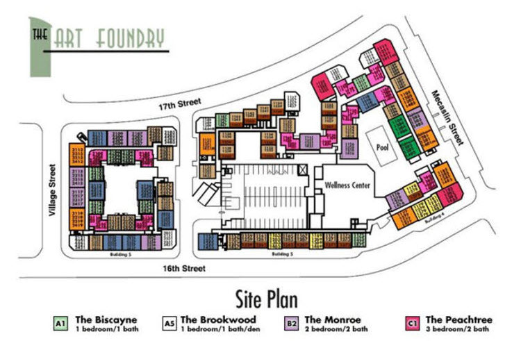 The Art Foundry Condominiums Atlantic Station Condos For Sale
