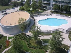 Midtown Atlanta Condos With Pools