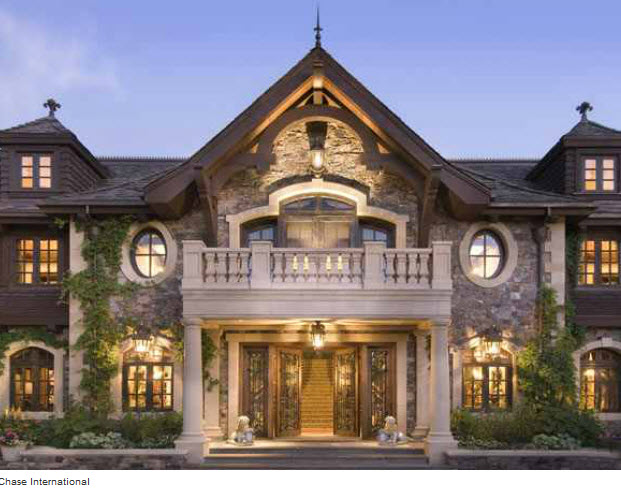 Looking for new digs here are the 10 most expensive homes for Mansions for sale in the usa
