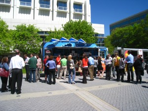 Where to Find Food Truck Locations in Atlanta