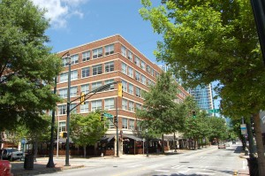Cornerstone Village Condominiums Intown Atlanta Real Estate`