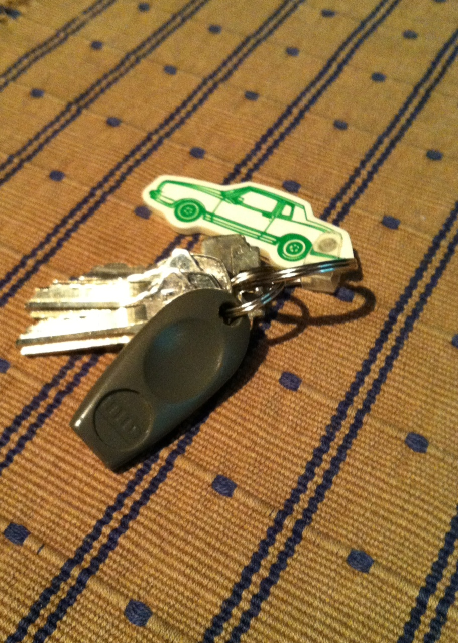Real Estate FAQ's | What is a Key FOB?