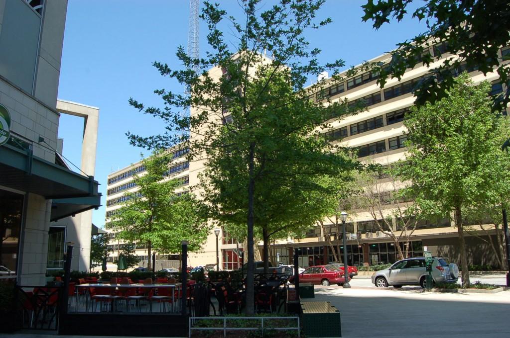 Peachtree Lofts Midtown Atlanta