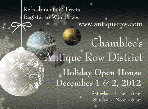 Chamblee Historic Antique District