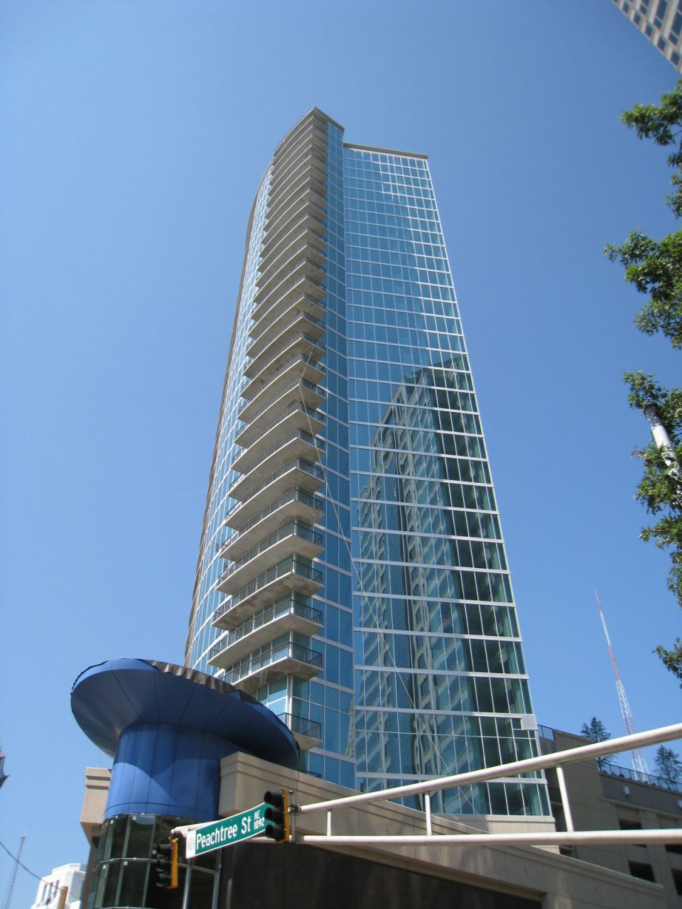 Midtown Atlanta High Rise Condominiums, Search Midtown ...