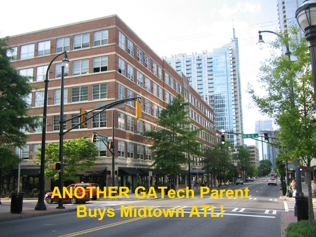 Georgia Tech Apartments Near Campus