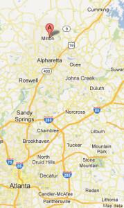 Foxhollow Map