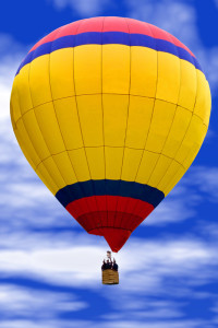 Helen to the Atlantic Balloon Race