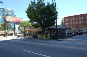 Seventh Condo Building hold Midtown Starbucks