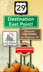Destination East Point October 12, 2013