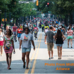 Midtown Atlanta Streets Alive May 18 2014