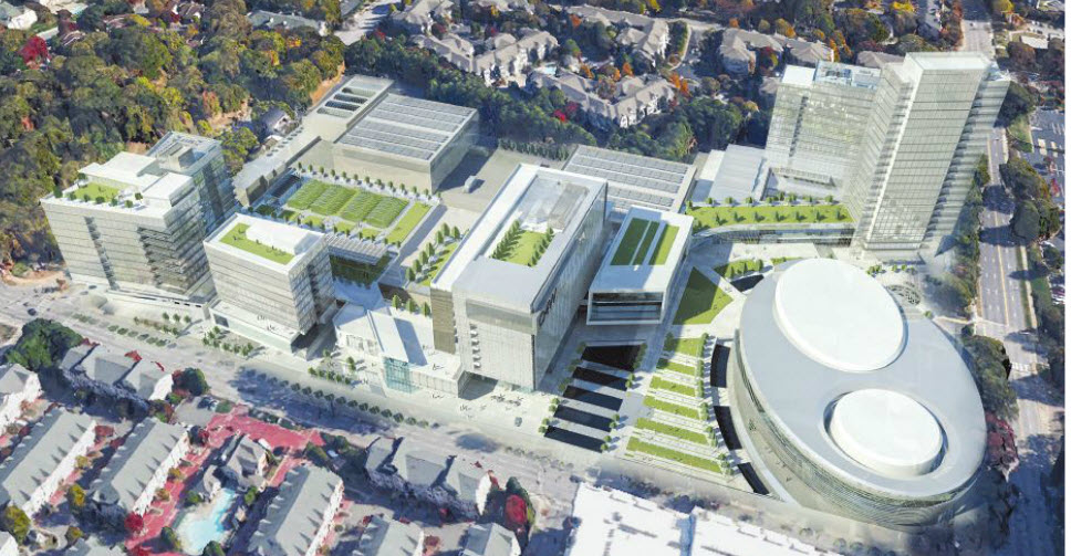Development Proposal for Atlanta Civic Center
