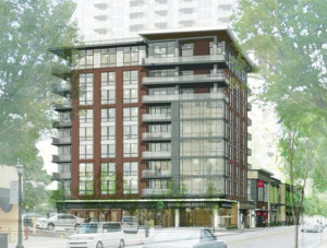 Seventh Midtown Pre Construction Rendering