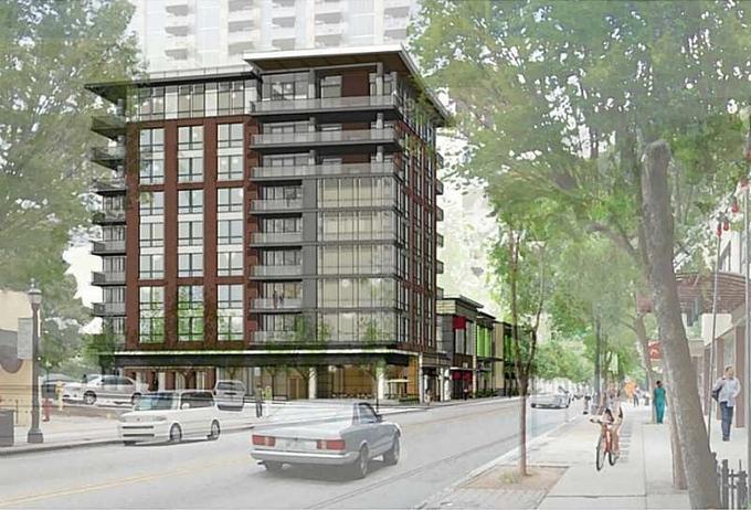 Work Set To Begin On Seventh Midtown Atlanta Condo Building