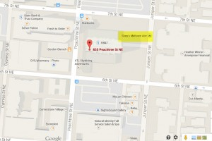 Where is Ace Hardware Store in Midtown