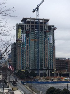 SQ5 Under Construction April 7, 2015