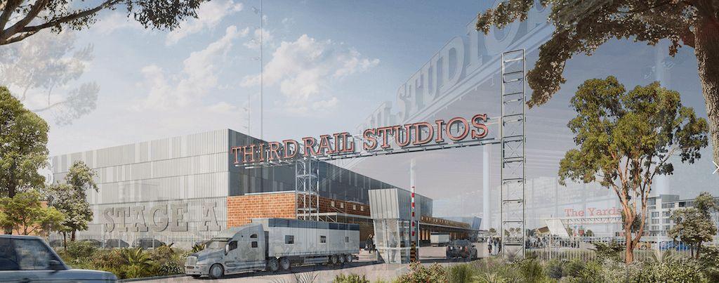 Third Rail Studios April 22, 2015