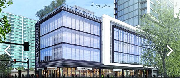 Hanover Midtown office Building September 9, 2015