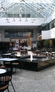 Colony Square Mall Midtown Atlanta