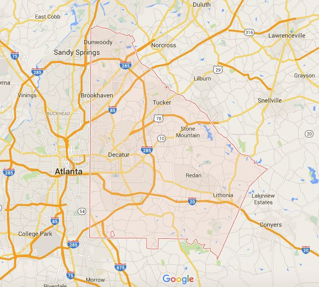 Search Million Dollar Homes in Dekalb County GA