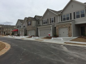 Townhomes at Copperleaf at Global Forum