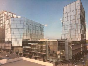 NCR Headquarters Midtown Atlanta