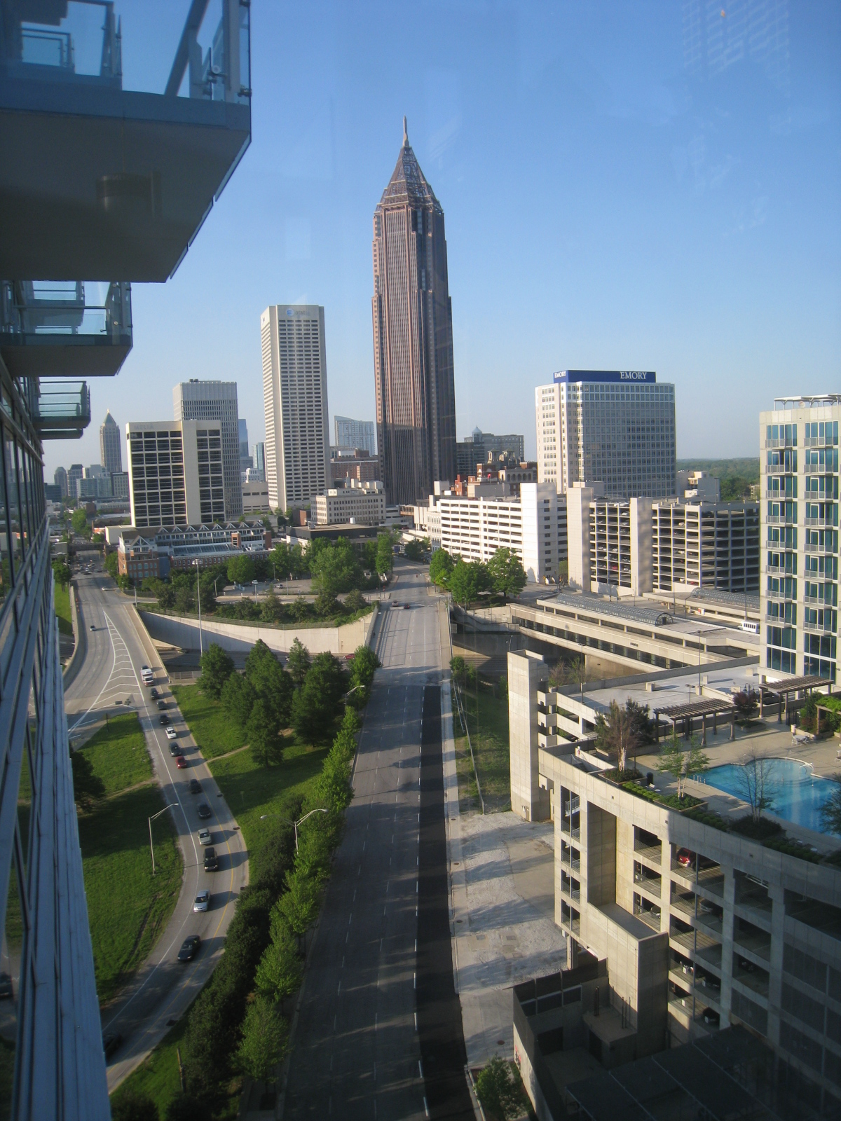 Honeywell Home Amp Business Technologies Hq To Midtown Atlanta
