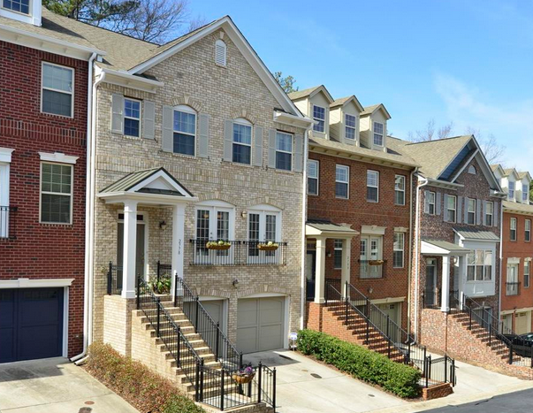 Dresden Creek Brookhaven Townhomes For Sale