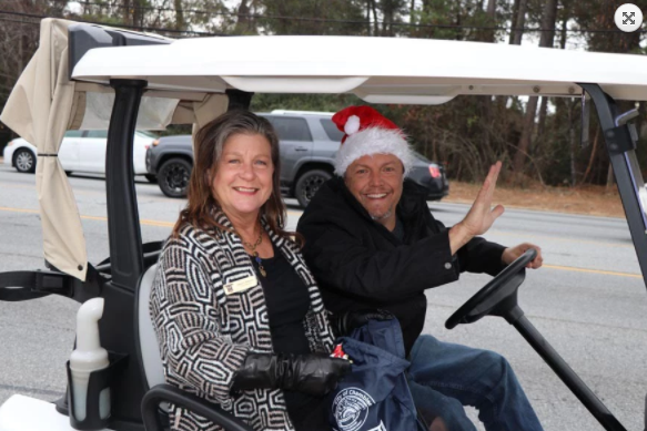 First Annual Chamblee Christmas Parade