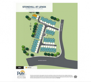 Stonehill At Lenox Townhomes
