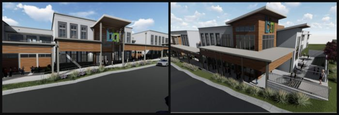 Brookhaven Academy Renderings