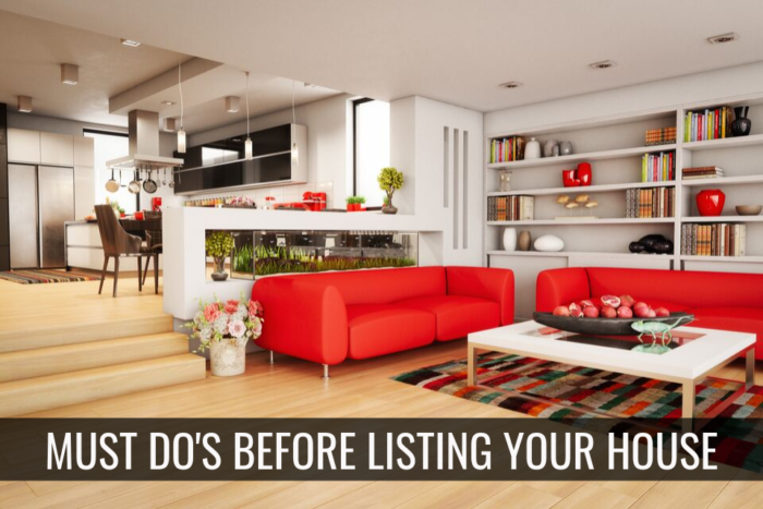 Tips For Listing Your Home For Sale