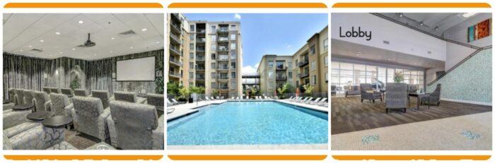 Amenities at Cosmopolitan Condominiums