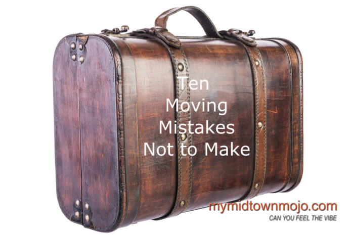 Avoid Moving Mistakes